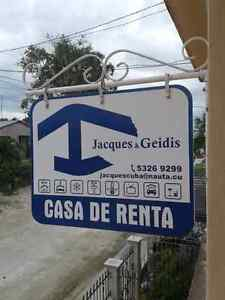 LOCATION Casa Jacques y Geidis!