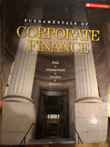 Fundamentals of Corporate Finance 9th Canadian Edition Textbook