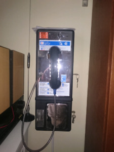 Working authentic Payphone