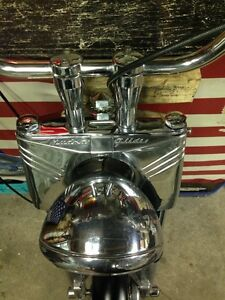 HD ORIGINAL 1948 Hydroglide Front End