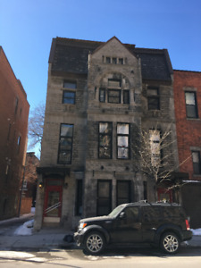 3 Rooms Summer Months Sublet in the McGill Ghetto