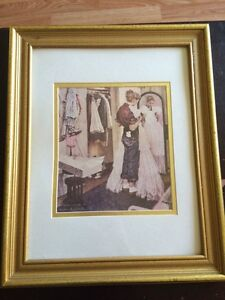 NORMAN ROCKWELL RARE PRINTS