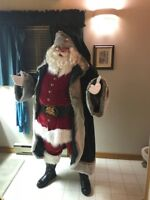 Santa Claus For Hire & Other Christmas Characters