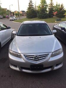 Mazda 6, 2006, for sale!