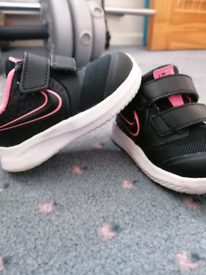 Nike Star Runner Pink UK 3.5 Infants Toddlers Trainers