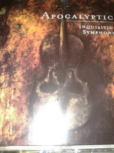 Apocalyptica - Inquisition Symphony,cd , 98