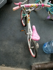 Barbie bicycle