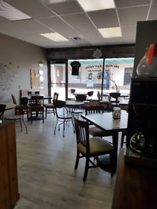 Fully Renovated Logan Lake Eatery For Sale!