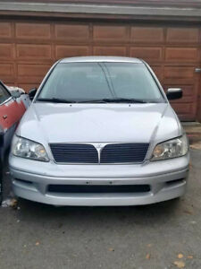 LANCER NEED GONE ASAP RUNS AND DRIVES