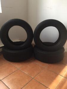 Pneus/Tires MICHELIN Primacy mxv4