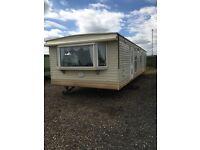 Static caravan for sale- Cosalt Monaco 37x12 2 bedrooms D.G C.H