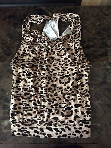 Brand new with tags leopard print tank top from bootlegger