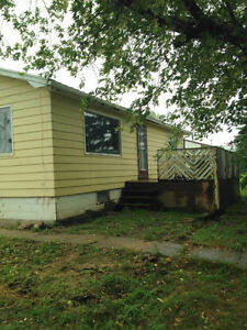 Large house in Ogema for rent