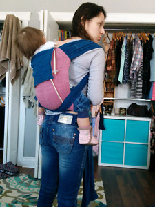 Baby Sabye Mei Tai Baby carrier hand woven Reduced! $90