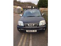 Nissan x trail sport 2.2dci 2004