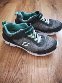 Sketchers Trainers size 2