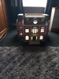 Sylvanian families grand regency hotel/mansion for sale