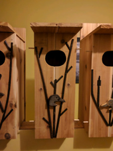 Duck Nesting Boxes (wood duck)