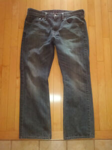 Levis Style 527 Boot Cut Jeans **Size 36/30**
