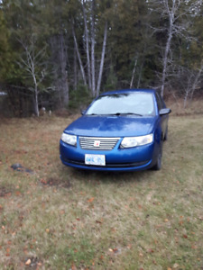 2006 Saturn ION 4 Door Sedan