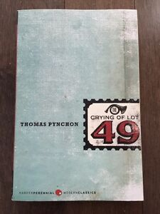 THOMAS PYNCHON-The Crying Lot Of 49