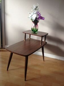 Lovely Mid Century Side Table