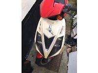 Sukida viper 50cc