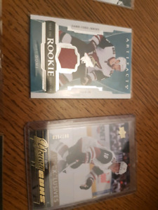 HOCKEY CARDS - MAX DOMI LOT