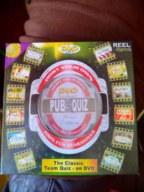 Pub Quiz DVD game