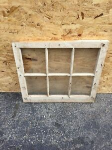 Old Barn window 29inches wide 25 1/2 tall