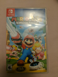 Mario +Rabbids Kingdom Battle with DLC code