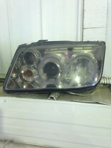 Mk4 headlight projecteur angel eye