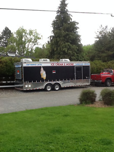 Concession Ice Cream Trailer for Sale OBO by Owner