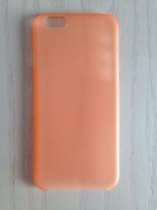 Brand new orange coral case for iPhone 6 and iPhone 6S Kitchener / Waterloo Kitchener Area image 1