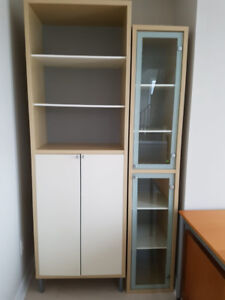 Bookcases, Shelves, Pantry Cabinet, China Cabinet, Dining Table