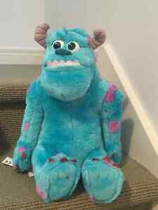 Monsters Inc. plush animals new from Disney! West Island Greater Montréal image 2