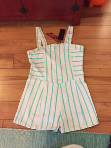 Stripe Romper from Modcloth