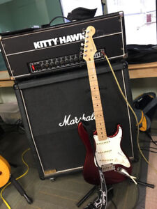 Marshall cab with Kitty Hawk 50W Head - Together or separate