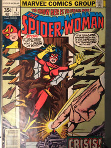 Oldies But Goodies 70's and 80's Comic Books
