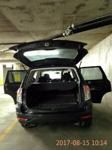 Used Subaru SUV forester (limited sports 2010)
