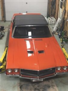 1970 Buick stage 1 4 speed clone