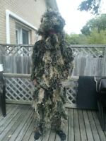 GHILLIE SUIT HALLOWEEN COSTUME