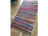 Urban outfitters woven rug