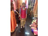 Girls Punjabi dohtti salwar on sale Indian Punjabi Pakistani suits