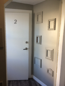 Two bedroom on west side
