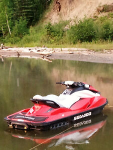 Sea-Doo in Excellent Condition with cover and trailer