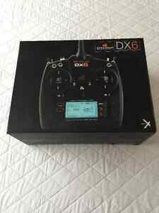 Spektrum DX6 black