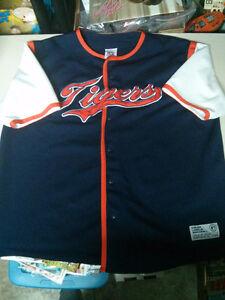 Detroit Tigers MLB true fan series jersey size XL $20