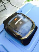Grill George Foreman Compact 2 Portions