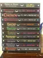 Complete book series - house of night